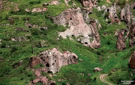 По ступеням Вороньего гнезда - Хнацах - Армения