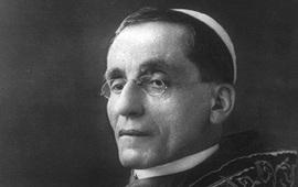 Папа Римский Бенедикт XV пытался остановить Геноцид