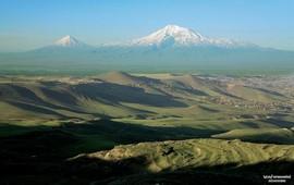 Армянское нагорье - Между тектоническими плитами