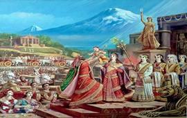 Дохристианские Боги Армении - Армянский пантеон богов