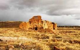 Раскопан языческий храмовый комплекс в Армении
