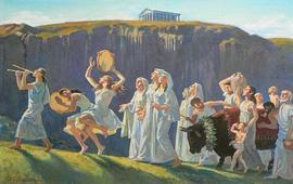 Армения - Культ быка как символа силы