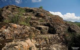 Армения - Ступени Елпинской скалы