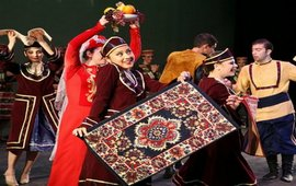 Древний армянский Новый год - Навасард