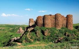Крепость Амберд - Феодальная Армения