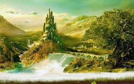Земля Аратта - Страна Живых