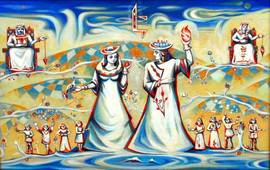 Семейный очаг - Святыня древних армян