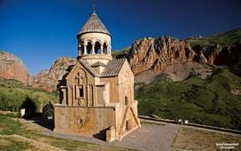 Нораванк - На подъеме монументального зодчества Армении
