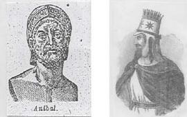 Деятельность армянского царя Арташеса I