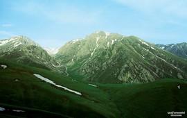 Армянское нагорье - Вопреки законам природы