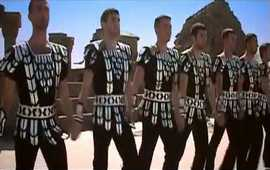 Армянский танец — характер народа