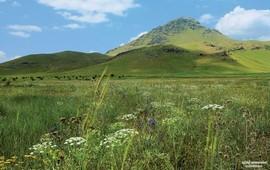 Вулкану Артени в Армении 10 миллионов лет