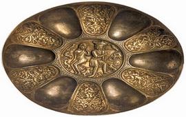 Киликийская чаша XII -XIII век н.э. - Эрмитаж