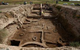 Неолитическое поселение в Акнашене - Армения