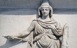 Армения в римском храме - II век нашей эры