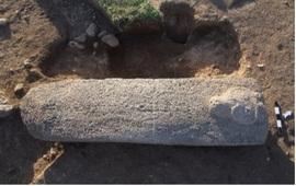 Камень - Вишап на горе Арагац