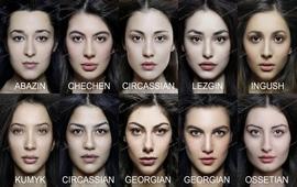 Этническое происхождение красоты