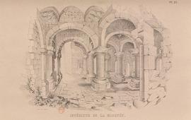 Красивые иллюстрации руин Ани