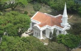 Первая христианская церковь в Сингапуре - Армянская церковь