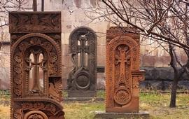 Современные армянские Хачкары