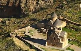 Потрясающий французский документальный фильм об Армении