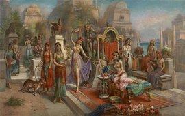 Вся история Шамирам и ее смерть в Армении