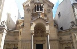 Армянская Часовня в Париже