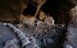 Армения - Стойбище палеолитического человека