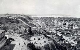 Об основании древнего города Киева на Руси