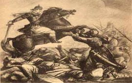 Генерал Мушег Мамиконян - 4-й век