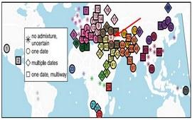 Новое исследование ДНК показывает генетические следы армян