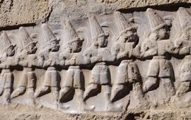 Армянский меч Ятаган