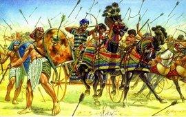 Вторжение Гайксосов в Египет