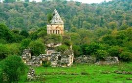 Город Степанаван - Армения