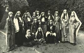 Традиция женских костюмов Армении