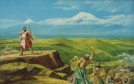 История древних предков - Восстание Айка - Смерть Бела