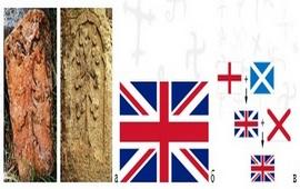 Генеология символики флага Великобритании