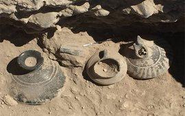 Раскопки железного века Армения