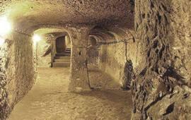 Древнейшие подземные города