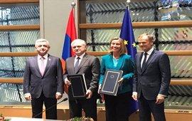 Соглашение между Арменией и ЕС - Подписано