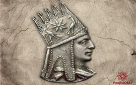 Как на самом деле выглядел Царь царей Тигран II Великий