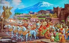Древние армянские города в греко-римских записях