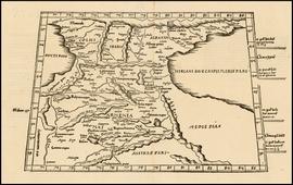 Еще несколько карт древней Армении
