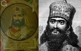 Подозрения Аждаака по поводу союза Кира и Тиграна