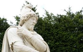 Статуи царей Армении в музеях мира