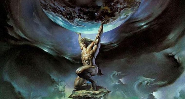 Землерожденный Титан - Легенды Арарата