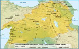 Великая Армения в X-V тысячелетии до нашей эры