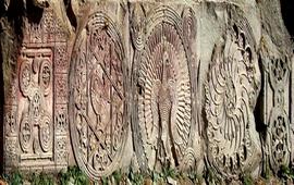Средневековая Армения - Монастырь Тегенис