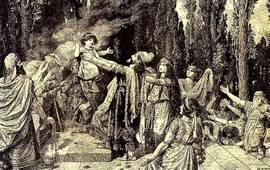 Торгом и Титанида Хатум - Легенды Арарата