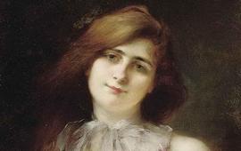 Портреты из галереи Саркиса Дираняна